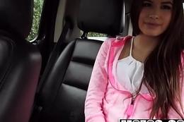 Mofos - Stranded Minority - Petite Latina Gives a Good Blowjob starring  Zaya Cassidy