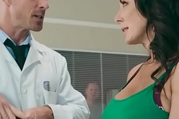 Sex Adventures Between Doctor And Horny Anyway a lest (Reagan Foxx) video-26