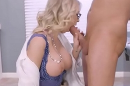 Sex Adventures Between Doctor With the addition of Blistering What really happened (Katie Morgan) video-17