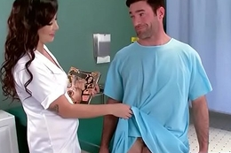 Carnal knowledge Adventures Between Doctor And Torrid Patient (Karlee Grey) video-16