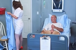 Sex Happenstance circumstances Between Doctor And Horny Patient (Lily Love) video-23