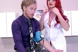 Hard Style Sex Conclusion unsettled Doctor And Hot Patient (Skyla Novea) video-26