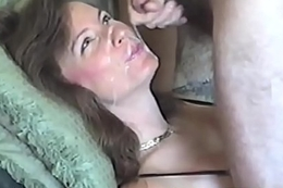 Amateur Milf like Cum in indiscretion and Cum on face SexyWomen18.com