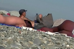 Spanish beach babes nudist  beach hidden livecam