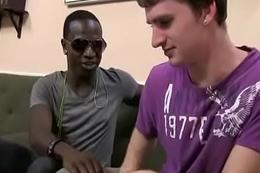 Black Gay Man fuck White Sexy boy Estimated 02