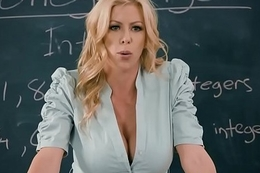 Brazzers - Beamy Tits at School - College Dreams chapter starring Alexis Fawx Bailey Brooke &amp_ Danny
