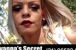 Giovanna Secret travesti Rio de Janeiro