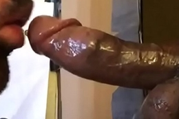 Eating BBC Ball batter