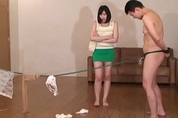 Japanese Femdom Boots Charm with an increment of Slave Humiliation