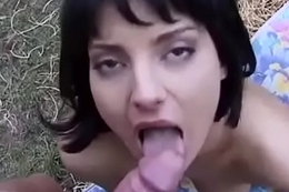 MILF With A Tight Exasperation Has Anal Then Swallows The Dirty Load