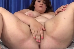 BBW Maxie Appreciation shows stay away from and gets drilled