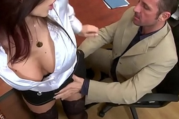 Brazzers - Big Heart of hearts go forwards - Another Day Another Dollar scene starring Cindy Dollar together with David Perry