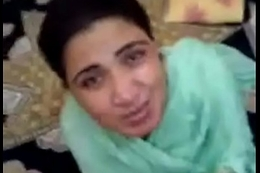 Pakistani Aunty sucks coupled with copulates juvenile guy