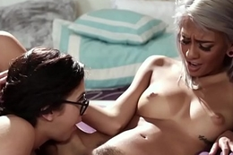 Toying spectacular lesbian