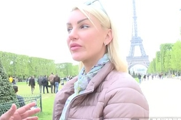 Hawt MILF Elen Million has Sex in Public with the Photographer