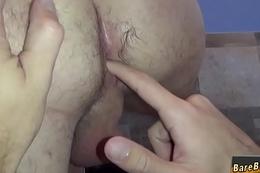 Gay hunks ass fingered