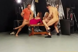 Polluted Party Real Sluty Girls (alexis &amp_ ava) Banged Hard Style In Group Sex mov-04