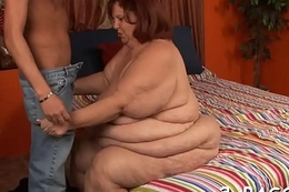 Large beautiful woman vids