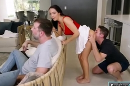 Sofi Ryan hungry for her bfs huge dick