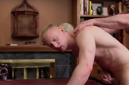 Gay mormon cums jerking