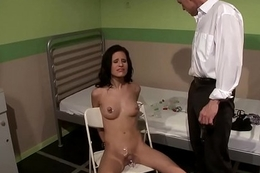 Dominated beauty pussylicked before nt