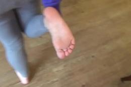Sexy Nerd Soles Feet