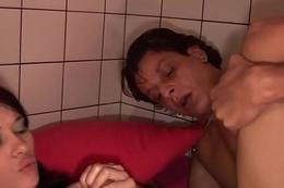Handsome amsterdam streetwalker fucked and cumsprayed