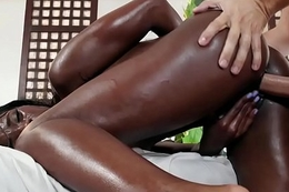 Brazzers - Dirty Masseur - Stumble Coupled with Slide scene cash reserves Ana Foxxx and Keiran Lee