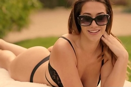 TUSHY Eva Lovia movie decoration 5 FIRST double penetration and chubby gapes