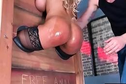 (Bridgette B) Superb Explicit With Big Beside Butt Love Abysm Anal Sex clip-14