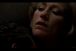 Edie Falco Knocker Groped in The Sopranos