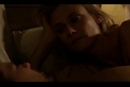 Diane Kruger Having Sex in The Bridge