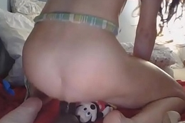 Anal Dildo Squirting Over Mickey Mouse - ProxyCams.com