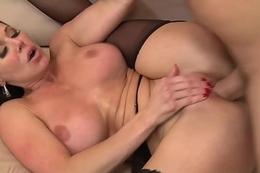 MILFGONZO Stunning MILF Kendra Lust banged by big dick coxcomb