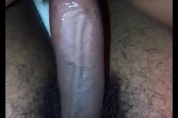 creamy messy ebony pussy riding cock