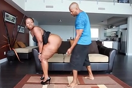 Ms.Marshae Having it away BBC