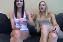 Girls Play Sexy Jack off Card Game JOI  numberoneporn.com