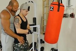 Zack Enforcer and Bastian Karim