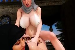 arab broad in the beam Bristols slave escape