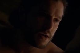 Jon and Daenerys Sex Scene / Train Finale GoT