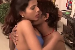 Sexy desi couple foreplay sex sexy boobs show -desixporn.com