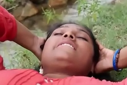 Indian supper Hot village Aunty beeswax in outdoor hawt sex video part-2